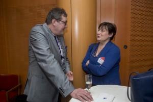25th anniversary Globe EU @ European Parliament